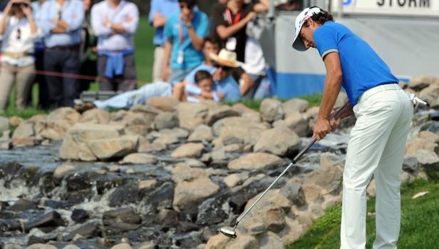 Imagen del Open de España que se jugó en 2012 en el Real Club de Golf