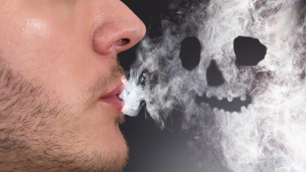 Nueve de cada diez casos de cáncer oral se debe al tabaco