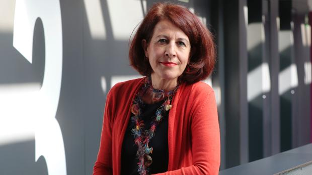 La comisionada del Polígono Sur, María del Mar González