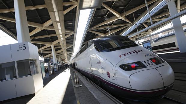 Se ha producido un incremento de 81.000 usuarios en la conexión Sevilla-Madrid