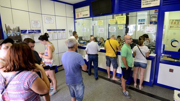 El primer premio de la Lotería Nacional ha tocado en Sevilla