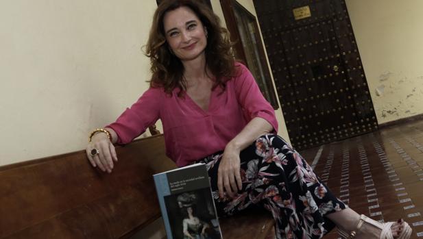 La historiadora Bárbara Rosillo