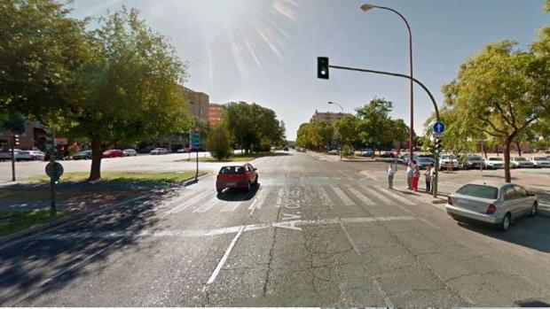La avenida de las Ciencias, en Sevilla Este, será repavimentadada