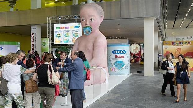 El Palacio de Congresos de Sevilla acogió hace unos meses a miles de profesionales de la Pediatría