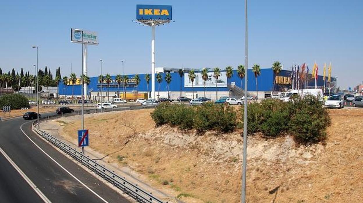 Ikea punto de recogida jaen