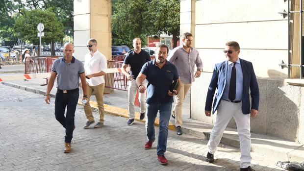 El abogado de la Manada pide la libertad de Ángel Boza