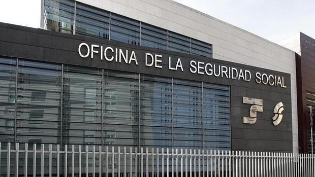 Oficina de la seguridad social en Sevilla