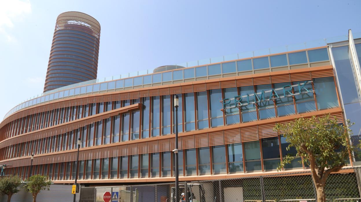 Cuenta Atrás Para La Apertura De Primark En El Centro Comercial