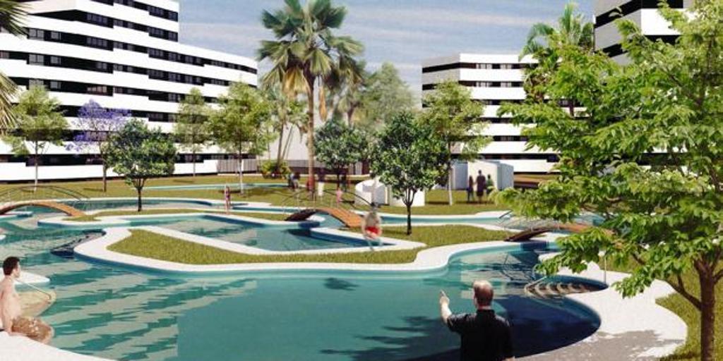 La mayor promoción de venta de viviendas en España se encuentra en Sevilla