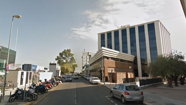Imagen de las oficionas de El Correo de Andalucía en Sevilla