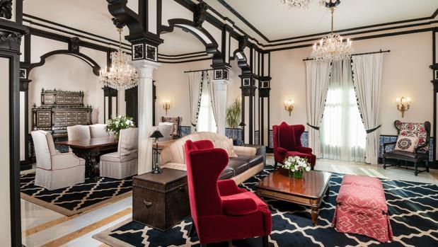 La Suite Real de Alfonso XIII