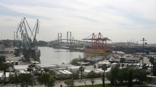 Imagen del Puerto de Sevilla