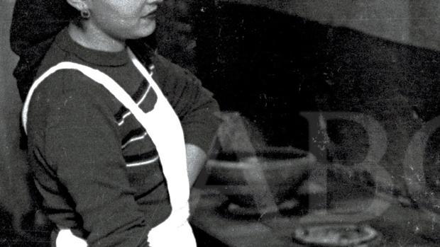 Paquita Rico en 1950