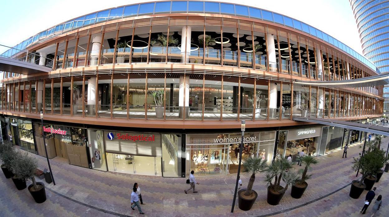 Centro Comercial Torre Sevilla Así Es El Nuevo Centro Comercial Y