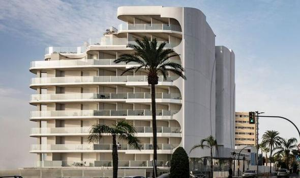 Imagen actual del hotel Benalmádena Beach