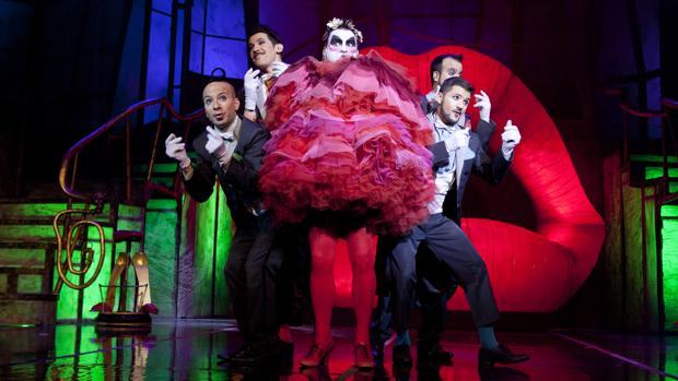 El espectáculo The Hole Zero se presenta para público adulto en el Charco de la Pava