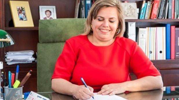 La abogada Silvia Muñoz, candidata a presidir el Colegio de Abogados de Sevilla