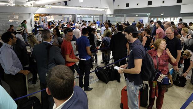 El control de seguridad será ampliado para mejorar la fluidez de pasajeros