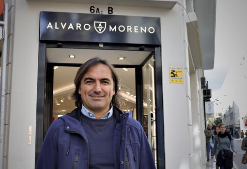 Álvaro Moreno tiene su centro logístico en Osuna, a pie de la A-92