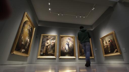 Recorrido por la exposición Murillo y los Capuchinos de Sevilla.