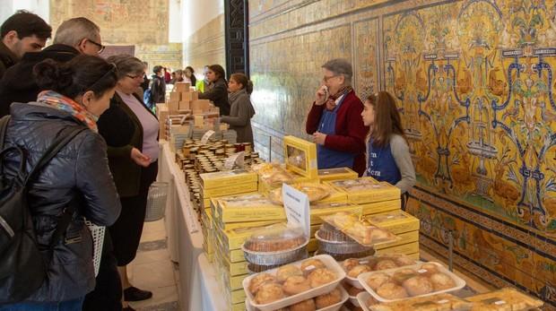 La muestra de dulces conventuales de Sevilla es una cita obligada en estas fechas