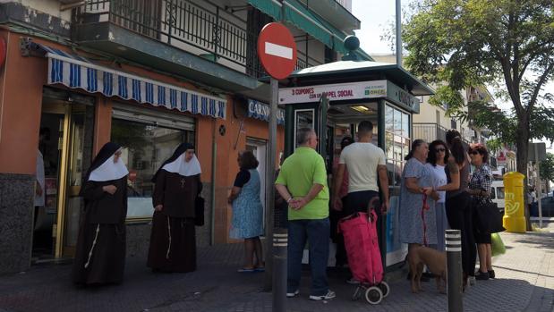 El sorteo de la ONCE ha repartido 350.000 euros en Torreblanca