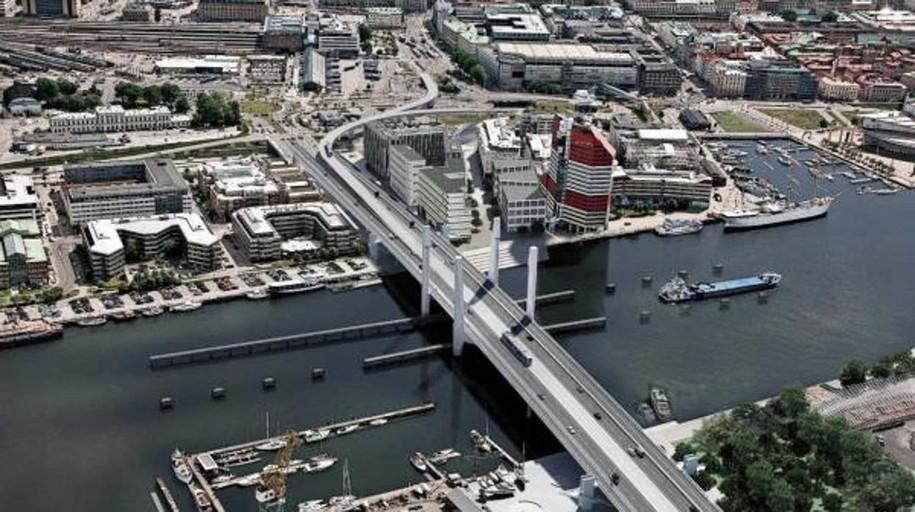 El puente para Suecia que zarpará de Sevilla