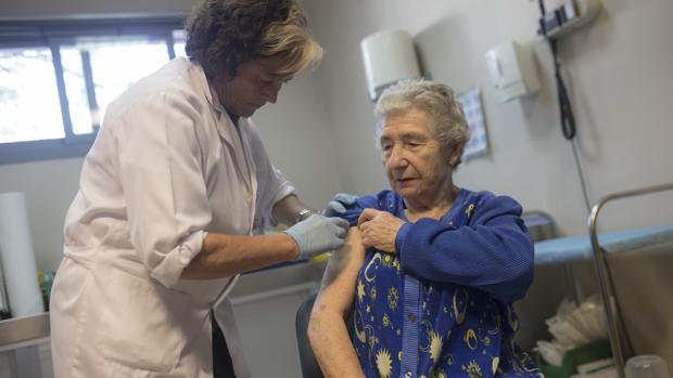 Las personas mayores de 65 años es el grupo mayoritario de riesgo