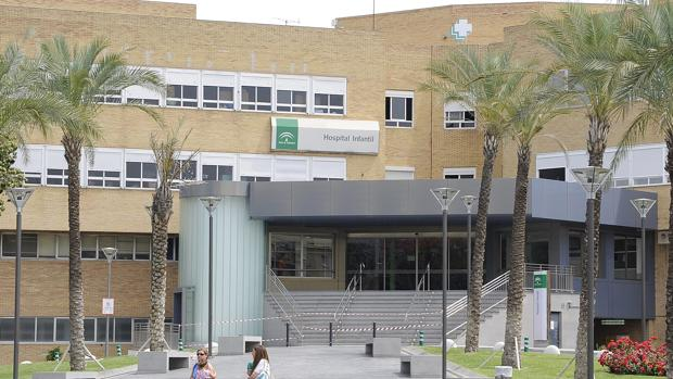 Fachada Hospital Virgen del Rocío