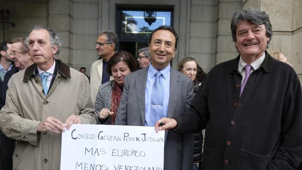 Los jueces de la Audiencia de Sevilla se rebelan contra las grabaciones que ralentizan su trabajo