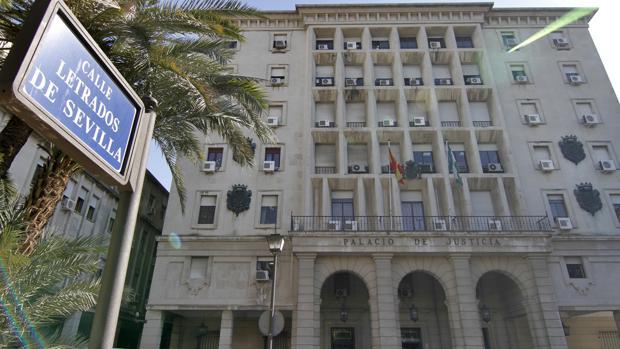 Sede de la Audiencia de Sevilla