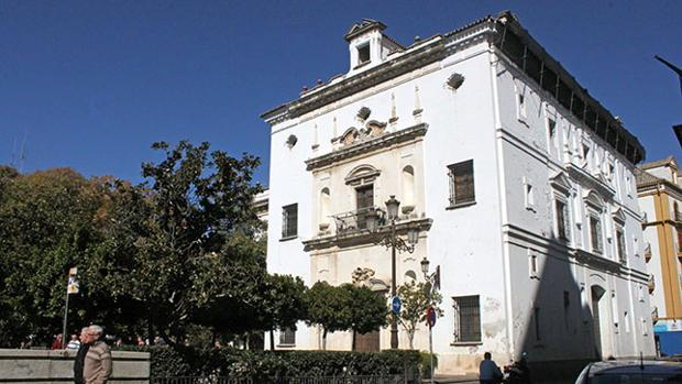 La antigua iglesia de San Hermenegildo, cerrada desde el año 2006