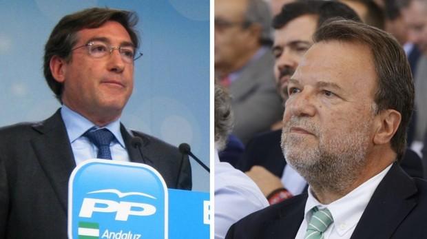 Rafael Carmona y Alfredo Sánchez Monteseirín