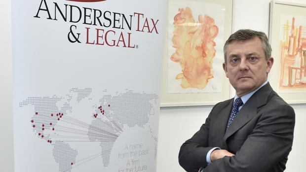 Álvaro Silva, nuevo «of counsel» en la oficina en Sevilla de Andere Tax & Legal