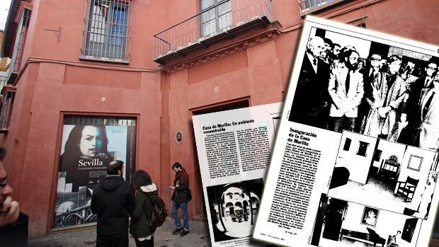 La Casa de Murillo en el número 8 de la calle Santa Teresa