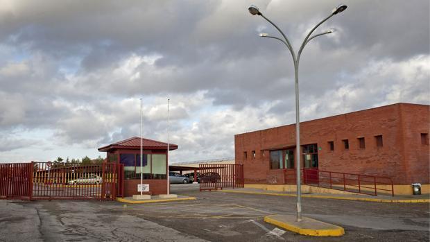 Acceso a la prisión de Sevilla 1