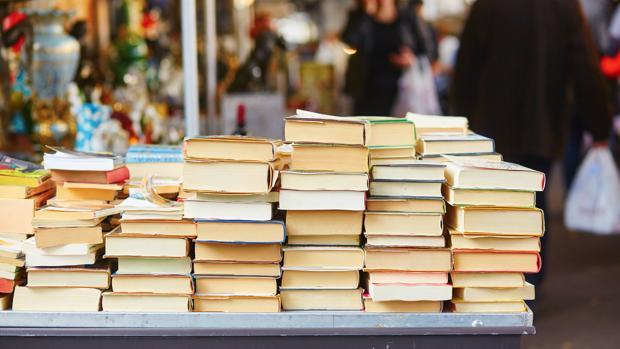 Feria del libro Sevilla