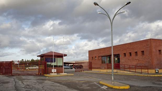 Entrada al centro penitenciario de Sevilla I