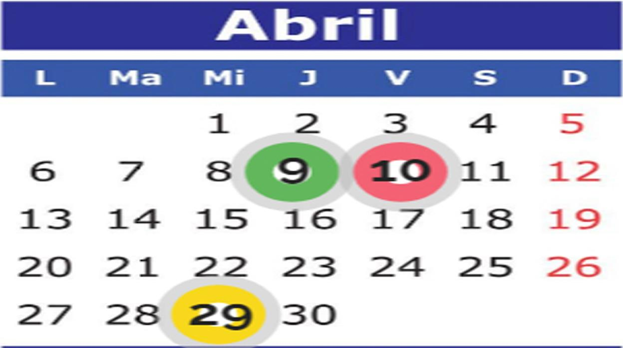 Calendario Laboral Jaen 2020.La Feria De Sevilla De 2020 Tendra Dos Dias Festivos