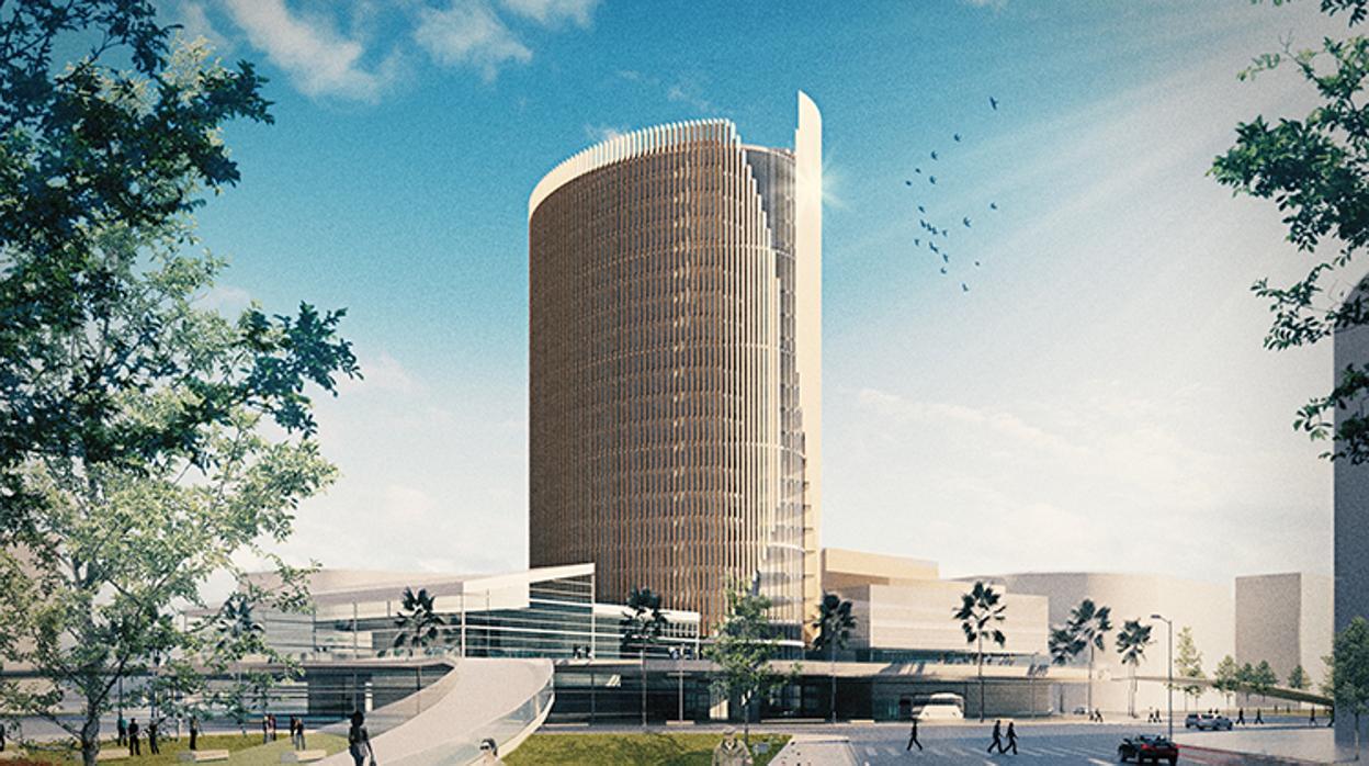 Resultado de imagen de Torre Panorámica Entrenúcleos