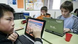 El uso de internet alcanza niveles extremos en un porcentaje importante de estudiantes españoles