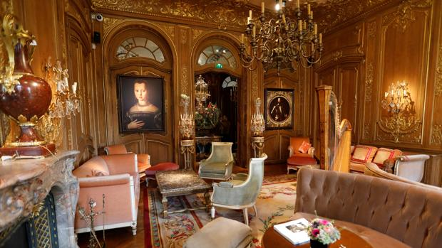 Los muebles del Ritz podrían estar en tu casa