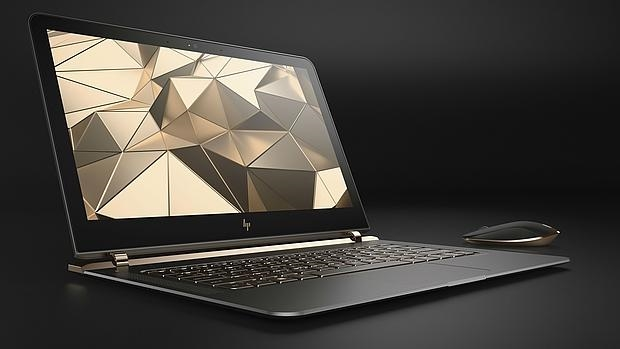 HP Spectre, el portátil que eclipsa al MacBook
