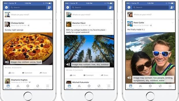 Facebook crea un sistema basado en inteligencia artificial para ayudar a los ciegos