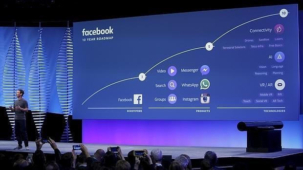 Facebook explora nuevas fórmulas para mejorar las redes de internet en zonas urbanas