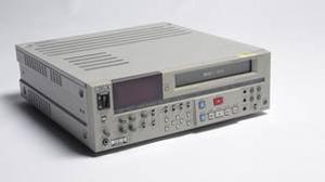 Detalle de uno de los primeros modelos de VHS