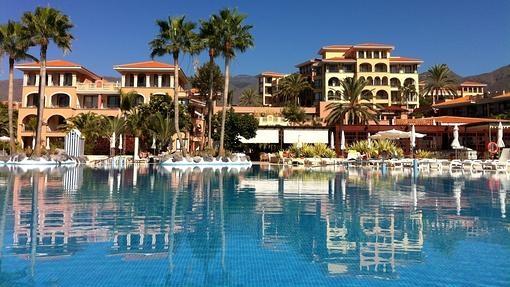 Los diez mejores hoteles todo incluido de espa a - Hoteles de lujo granada ...