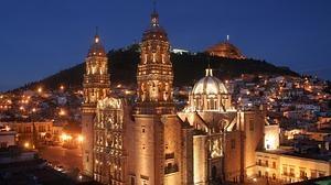 Cinco de las catedrales más bellas de México