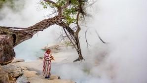 «Cómo encontré el mítico río hirviente en el Amazonas»