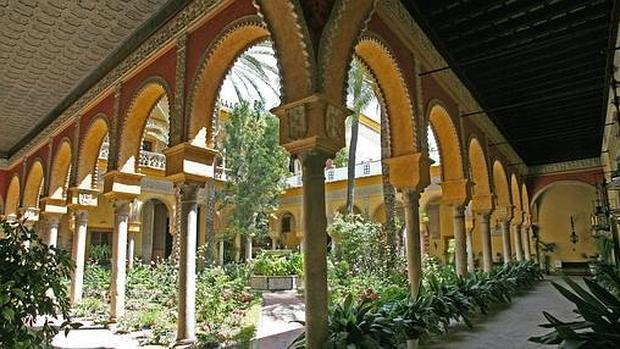 El Palacio de las Dueñas, ejemplo de arquitectura nobiliaria sevillana